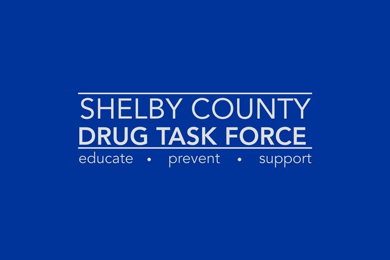 Shelby County Drug Task Force logo